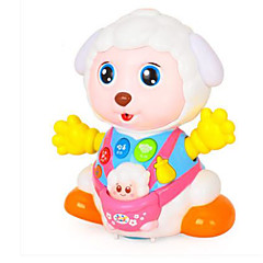 Educational Toy Toys Toys Circular Sheep Plastic Pieces Gift
