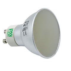 voordelige LED-lampen-YWXLIGHT® 6 W 400-500 lm GU10 / GU5.3 (MR16) LED-spotlampen MR16 128 LED-kralen SMD 3014 Dimbaar / Decoratief Warm wit / Koel wit /