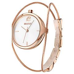 お買い得  大特価腕時計-WeiQin 女性用 リストウォッチ ホット販売 合金 バンド チャーム / ファッション シルバー