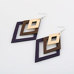 preiswerte Ohrringe-Damen Ohrring - Personalisiert, Simple Style, Euramerican Purpur / Kaffee / Blau Für Hochzeit Party Geburtstag