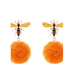 preiswerte Ohrringe-Damen Tropfen-Ohrringe / Anhänger - Luxus, Einzigartiges Design, Gothic Gelb Für Hochzeit / Party / Besondere Anlässe
