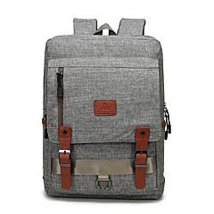 """preiswerte Laptop Taschen-Polyester Volltonfarbe Rucksäcke 15 """"Laptop"""