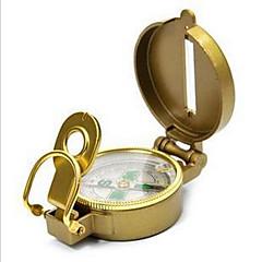 Iránytűk Irányított Tartós Kényelmes Kemping fém Sárga