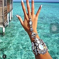 Naisten Ranneketjut ID Rannekorut Rannekoru-sormukset Muoti Vintage Bohemia Style Käsintehty Tee se itse Turkki ylellisyyttä koruja
