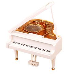 abordables Juguetes Musicales-Caja de música Juguetes Piano CLORURO DE POLIVINILO Piezas Unisex Regalo