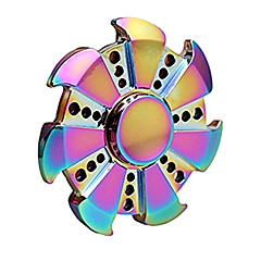 Fidget spinners Hand Spinner Speeltjes Ring Spinner High-Speed Relieves ADD, ADHD, Angst, Autisme voor Killing Time Focus Toy Stress en