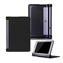 economico Custodie per tablet-Custodia Per Lenovo Integrale Casi Tablet Resistente pelle sintetica per