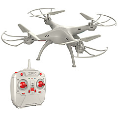 Drón 4 Csatorna 6 Tengelyes 2,4 G - RC quadcopter RC Quadcopter Távirányító 1 Használati utasítás 1 USB töltőkábel 1 Csavarhúzó Rotorlapát