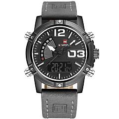 preiswerte Tolle Angebote auf Uhren-Herrn Kinder Digitaluhr Einzigartige kreative Uhr Armbanduhr Armband-Uhr Militäruhr Kleideruhr Modeuhr Sportuhr Armbanduhren für den