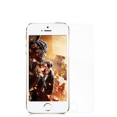 Rock For Apple iPhoneSE/5s  Screen Protector Tempered Glass 2.5 Anti High Definition (HD) Explosion Proof Front Screen Protector 1Pcs