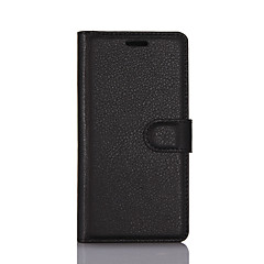 Case for LG G6 G5 Cover Card Holder Wallet with Stand Flip Full Body Case Solid Color Hard PU Leather for LG K10 K8 K7  K5  K4