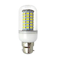4.5W E14 B22 LED a pannocchia 69 SMD 5730 420 lm Bianco caldo Luce fredda K V