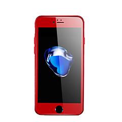 Szkło hartowane Screen Protector na Apple iPhone 7 Plus Folia ochronna ekranu Wysoka rozdzielczość (HD) Twardość 9H 2.5 D zaokrąglone