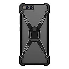 Недорогие Чехлы и кейсы для Xiaomi-Кейс для Назначение Xiaomi Защита от удара со стендом Покрытие Кольца-держатели Кейс на заднюю панель броня Твердый Алюминий для Xiaomi
