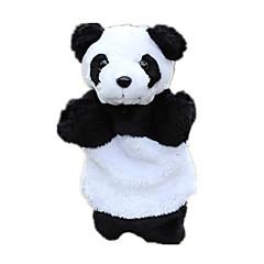 abordables Marionetas-Oso Panda Felpa Niños Chica Juguet Regalo