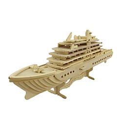 preiswerte -Puzzles 3D - Puzzle Bausteine Spielzeug zum Selbermachen Holz Model & Building Toy