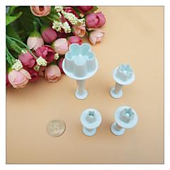 ieftine -Spatule de copt & Patiserie Floare Tort Plastic