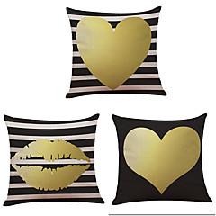 4 szt Bielizna Naturalne / ekologiczne Pokrywa Pillow Poszewka na poduszkę