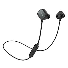 cheap Headsets & Headphones-QCY QY12 In Ear / Neck Band Wireless Headphones Electrostatic Plastic Sport & Fitness Earphone with Volume Control / with Microphone