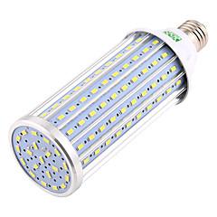 billige LED lyspærer-YWXLIGHT® 1pc 60W 5900-6000 lm E26/E27 LED-kolbepærer T 160 leds SMD 5730 Dekorativ LED Lys Kold hvid AC 85-265V