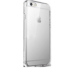 Для яблока iphone 6s плюс 6 плюс крышка корпуса вода / грязь / ударопрочный прозрачный полный корпус корпус сплошной цвет твердый шт.