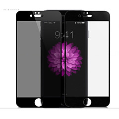 voordelige iPhone 7 Plus screenprotectors-Screenprotector Apple voor iPhone 7 Plus Gehard Glas 1 stuks Voorkant- & achterkantbescherming Privacy anti-inkijk Anti-vingerafdrukken