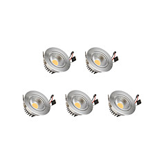 LED-neerstralers Warm wit Koel wit LED-Lampen LED 5