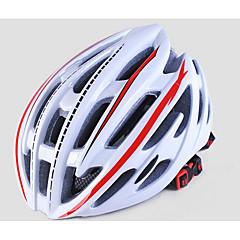 Dla obu płci Rower Kask N / Otwory wentylacyjne Kolarstwo Kolarstwo górskie Kolarstwie szosowym Rekreacyjna jazda na rowerze KolarstwoS: