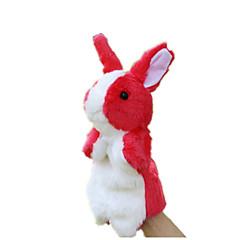 abordables Marionetas-Rabbit Felpa Niños Chica Juguet Regalo