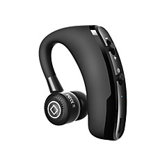 Handsfree Business Bluetooth Headphone With Mic Voice Control Wireless Bluetooth Headset For Drive Noise Cancelling