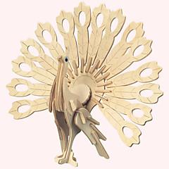 Sets zum Selbermachen 3D - Puzzle Holzpuzzle Logik & Puzzlespielsachen Spielzeuge Vogel Tiere 3D Herrn Damen Kinder keine Angaben Paar