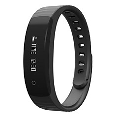 Smart armbåndVandafvisende Lang Standby Brændte kalorier Skridttællere Træningslog Kamera Touch Screen Distance Måling Information