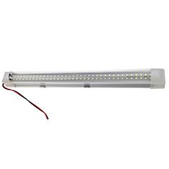 preiswerte LED Lichtstreifen-dc12v-85v 72 leds bar licht 4.5w starres led-licht mit ein / aus-schalter weiß