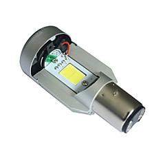 Недорогие Автомобильные фары-Мотоцикл Лампы 2000W COB 2000lm Светодиодная лампа Налобный фонарь