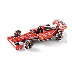 voordelige -3D-puzzels Legpuzzel Automatisch 3D DHZ Korkealaatuinen paperi Klassiek Racewagen Unisex Geschenk