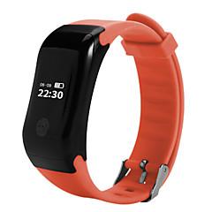 billige Smarture-Smart armbånd Lang Standby Brændte kalorier Skridttællere Træningslog Sport Pulsmåler Touch Screen Distance Måling Information Anti-lost