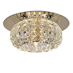 olcso LED csillárok-Modern/kortárs Kristály Mini stílus Mennyezeti lámpa Háttérfény Kompatibilitás Nappali szoba Hálószoba Konyha Étkező 110-120 V 220-240 V