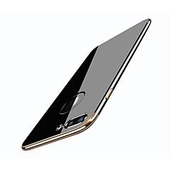 Назначение Чехлы панели Покрытие Задняя крышка Кейс для Сплошной цвет Мягкий Термопластик для AppleiPhone 7 Plus iPhone 7 iPhone 6s Plus