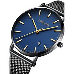Herrn Sportuhr Militäruhr Kleideruhr Modeuhr Armbanduhr Einzigartige kreative Uhr Armbanduhren für den Alltag Japanisch Quartz Kalender