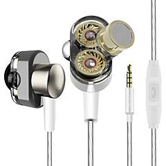 Yinjw s1 haut-parleur de système de haut-parleur haut-parleur de graves haut-parleur de graves dans l'oreille écouteur oreillette