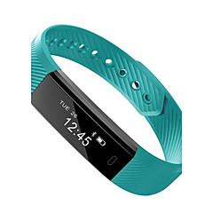 Damskie Inteligentny zegarek Modny Cyfrowe Wodoszczelny Guma Pasmo Czarny Niebieski Zielnony Purpurowy Beżowy