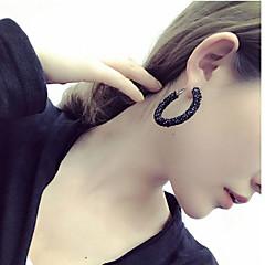 voordelige Oorringen-Dames Ring oorbellen Euramerican Modieus Hars Legering Cirkelvorm Sieraden Dagelijks Causaal Kostuum juwelen