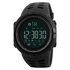 billige Digitalure-SKMEI Herre Sportsur Militærur Modeur Armbåndsur Unik Creative Watch Digital Watch Japansk Digital LED Fjernbetjening Kalender Kronograf