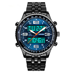 Ceas Smart Rezistent la Apă Standby Lung Sporturi Multifuncțional Cronometru Ceas cu alarmă Cronograf Calendar Zone Duale de Timp OtherNr