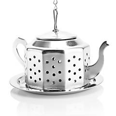 ml Rozsdamentes acél Tea szűrő , Készítő