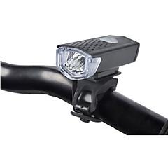 Forlygte til cykel LED LED Cykling Udendørs Let at bære Lithium Batteri Lumen Usb Hvid Cykling Udendørs