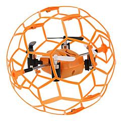 abordables Aeronaves Multieje-RC Dron Skytech M70 4 Canales 2.4G - Quadccótero de radiocontrol  Iluminación LED Quadcopter RC Cable USB Hélices