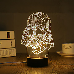 Luz Decorativa Luz de noche LED Luces USB-0.5W-USB Decorativa - Decorativa