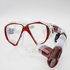 Χαμηλού Κόστους -Μάσκες Κατάδυσης Αναπνευστήρες Κατά της ομίχλης Hot Πώληση Καταδύσεις & Κολύμπι με Αναπνευστήρα Ανάμεικτα Υλικά Eco PC για THENICE
