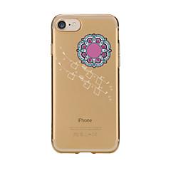 Чехол для iphone 7 6 мандала tpu мягкая ультратонкая задняя крышка чехол iphone 7 плюс 6 6s плюс se 5s 5 5c 4s 4